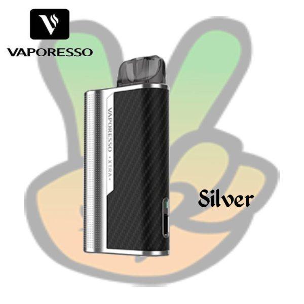 vaporesso-pod-xtra-silver