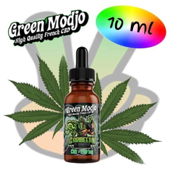 Caribeean-gladiator-Green-Modjo