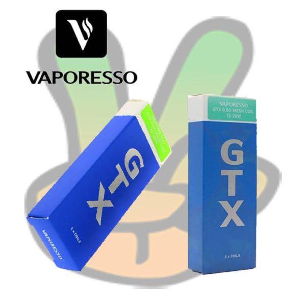 résistances-vaporesso-gtx