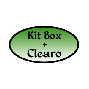 Kit box + clearo