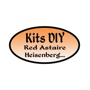 Kits DIY red astaire