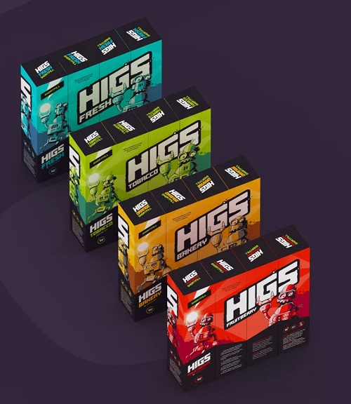 higs-groupe